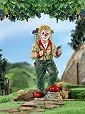 Gilde Clown 'Weinlese', 15,5 cm, Limitierte Sonderedition nur für Clubmitglieder