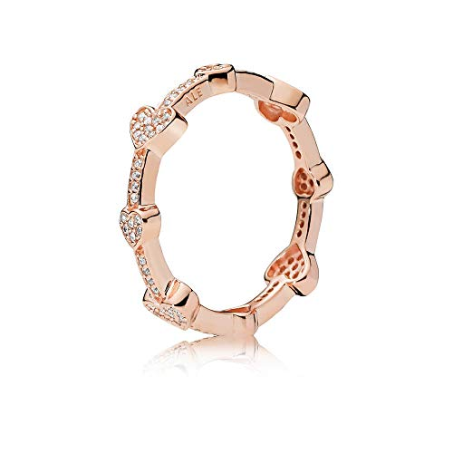 64a43cd83 ▷ Buy Gold Pandora Rings at the Best Prices - Wampoon Buyer's Guide ...