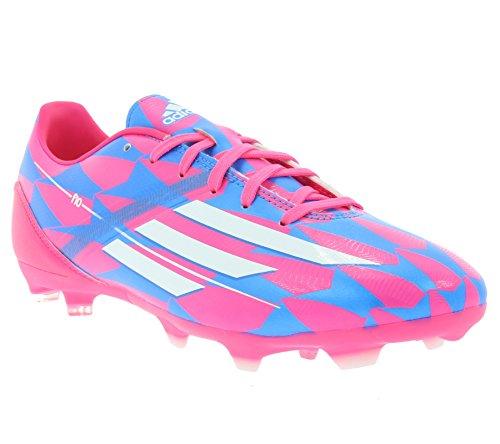 adidas Performance Herren Fußballschuhe pink blau