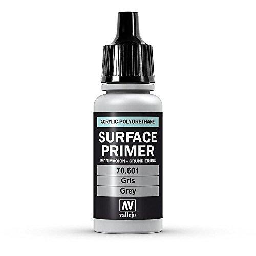 Vallejo Polyurethane - Primer Grigio 17Ml -
