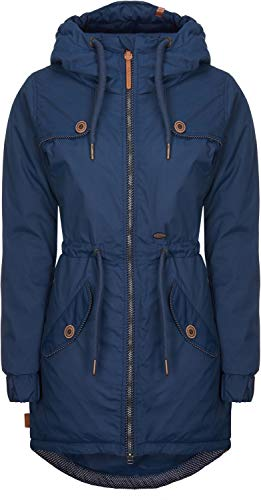 alife and Kickin Charlotte C Jacket XL, Marine Denim