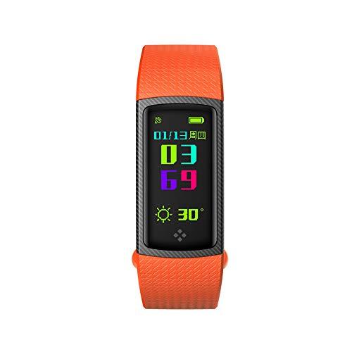 Smart Uhr für Herren und Damen, Malloom S2 Bluetooth 4.0 Smart Armband Band Pulsmesser Sport LED Smartwatch
