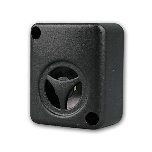 Mini Alarmsirene, Piezo Alarm Sirene, 6-15V, 102dB (Sirene Net)