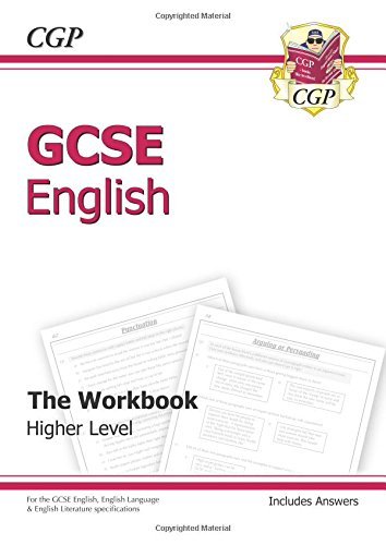 GCSE English Workbook (Including Answers) (A*-G Course): Workbook and Answerbook Multipack (Workbook & Answer Book)