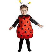 Disfraz de Mariquita Infantil (1-2 años)