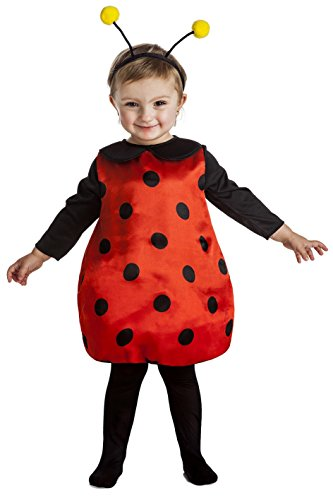 Imagen de disfraz de mariquita infantil 1 2 años