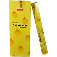 Räucherstäbchen Lemon 120 Sticks Zitrone Duft 6 Schachteln Wohnaccessoire Raumduft Deko preisvergleich bei billige-tabletten.eu
