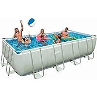 Suchergebnis auf f r quadratisch stahlrahmenbecken pools schwimmbecken garten - Pool quadratisch ...