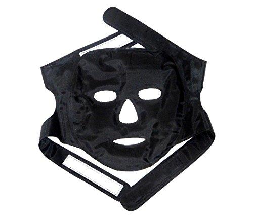 Kalt-Warm-Gesichts-Maske zur Heilung und Verschönerung des Gesichtes - Komfortable Auslaufsichere Nylon-Hülle