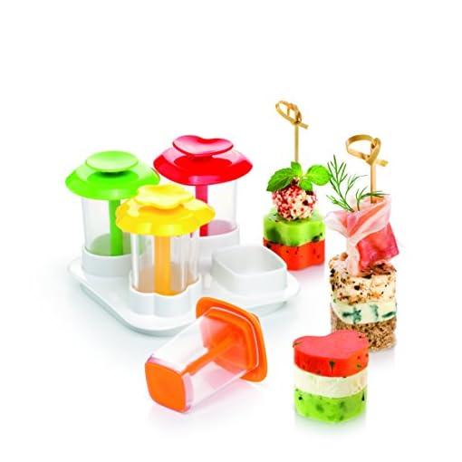 Tescoma-Presto-Foodstyle-Forma-Stuzzichini-A-Strati-Presto-4-Forme-Plastica-Multicolre-105X75X15-Cm