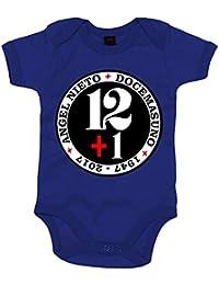 Body bebé Angel Nieto doce mas uno homenaje 5906a88c6d4