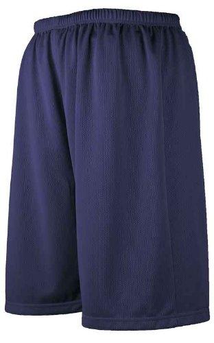 Urban Classics da uomo TB046 da basket in rete pantaloncini blu navy