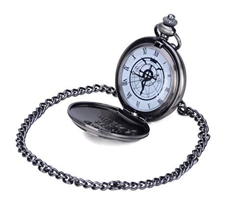 Fullmetal Alchemist Ed's montre de poche