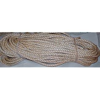 sisal rope untreated 10m x 6mm diameter 10