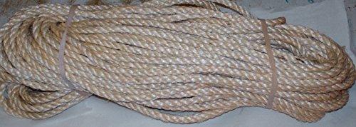 sisal rope untreated 10m x 6mm diameter 1