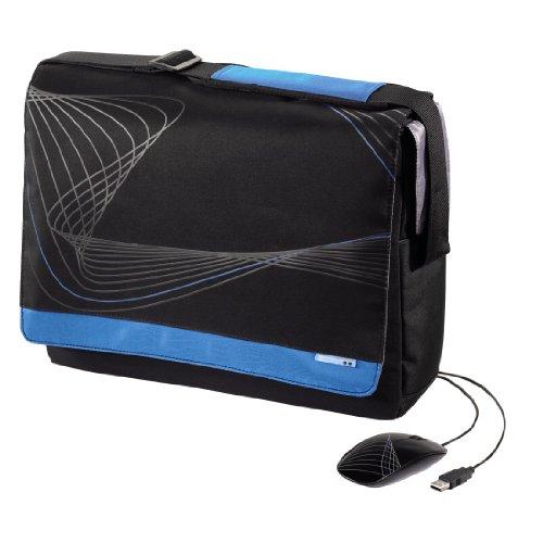 Hama Cuvio Notebooktasche Set (2-teilig) bis 40 cm (15,6 Zoll) -