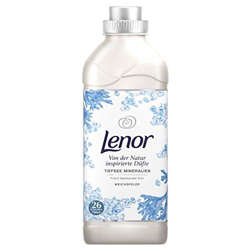 Lenor Weichspüler Tiefsee Mineralien, 780 ml (26 Waschladungen)