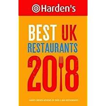 Harden's Best UK Restaurants 2018