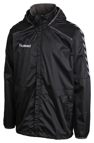Hummel mixte adulte Veste Allwetterjacke Stay Authentic noir - Noir