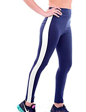 Mujer Leggins Push Up Tights Yoga - Mujeres Leggings Pantalones de Chándal Elástico Pantalones de Fitness Patchwork...