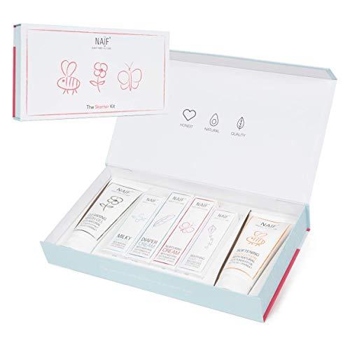 Naïf Starters Kit - Kit de inicio - para el bebé - 6 productos