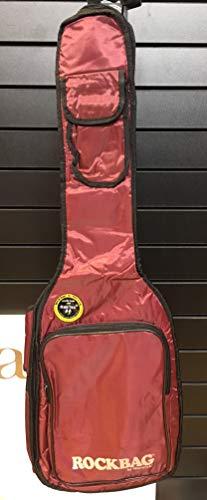 ROCKBAG funda para guitarra clásica (3/4–Basic Line–Color Rojo/Resistente y wassergeschützt
