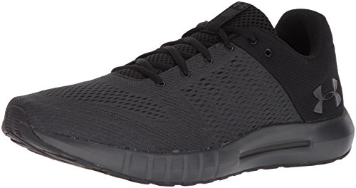 Under Armour Ua Micro G Pursuit, Men's Competition Running Shoes, Black (Anthracite), 9 UK (44 EU)