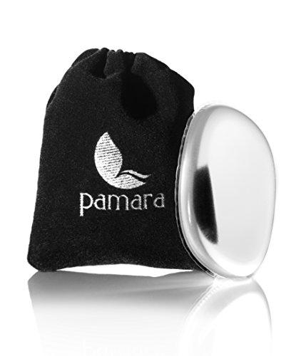 Silicone Makeup éponge pamara Premium | Sponge Maquillage éponge en silicone + pochette en velours | la Appliquer Facile de maquillage | pour tout type de peau