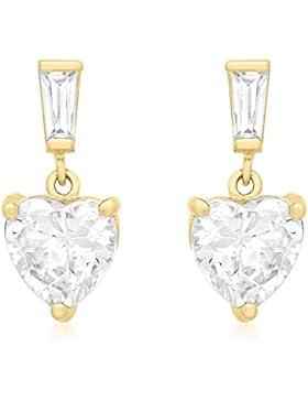 Carissima Gold Damen-Ohrringe gold 1.58.4789