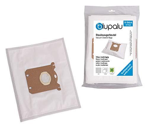 blupalu I Staubsaugerbeutel für Staubsauger Rossmann R40 | R 40 I 20 Stück I mit Feinstaubfilter | optimierter Adapter - Aufsatz