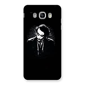 NEO WORLD Insanity Black Back Case Cover for Samsung Galaxy J5 2016
