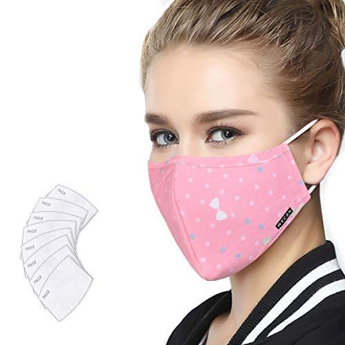 Lyanty N99 Máscara Polen Anti-polvo Anti-bacteriana