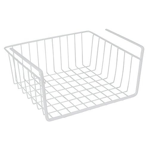Metaltex Babatex - Estante intermedio, 30 centímetros, blanco