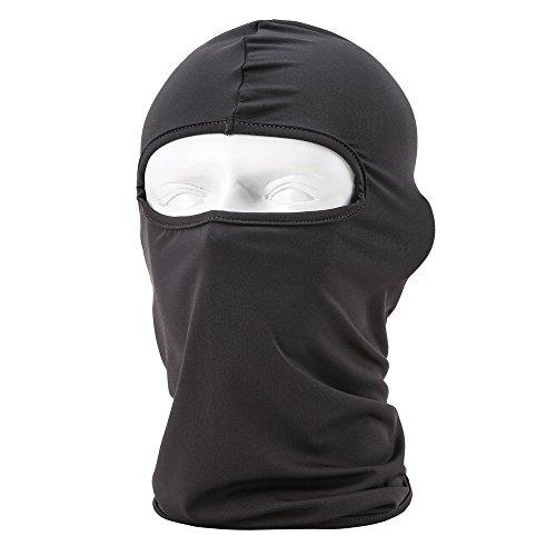 Unisex Balaclava - Sportausrüstung / Winddicht / Staubdicht Balaclava / Adjustable Riding Gesichtsmaske,Dunkelgrau