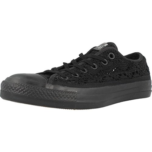 Converse Chuck Taylor Speciality Ox femmes, toile, sneaker low Black/black