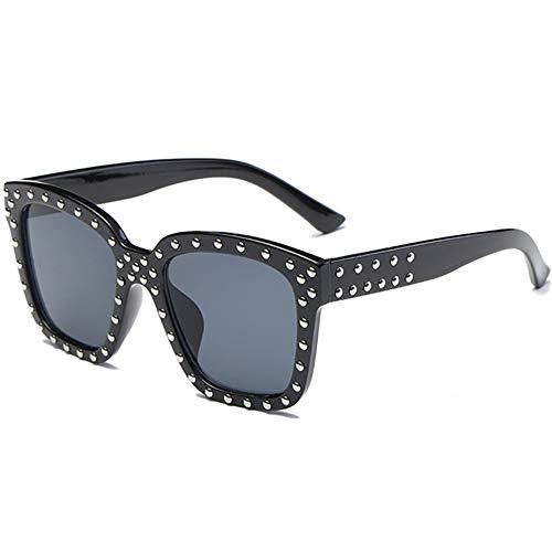 Wang-RX Kinder Sonnenbrille Kinder Mädchen Sonnenbrille Blumen Rahmen UV400 Spiegel Brillen
