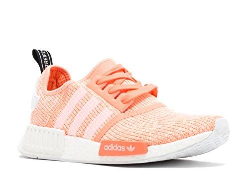 adidas Nmd R1 Pk BB2363, Basket sunglo, wwht, hzcor