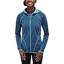 Merrell para mujer chaqueta para Athletic, chaqueta, mujer, color Azul - Legion Blue, tamaño XS