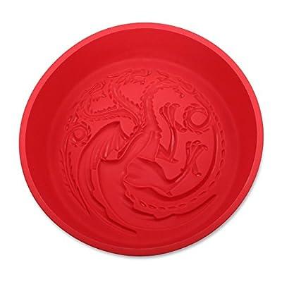 "Moule à gâteau Game of Thrones ""Targaryen"""