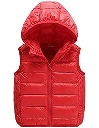 big sale 16f10 e088d Amazon.it: smanicato - Rosso / Bambini e ragazzi: Abbigliamento
