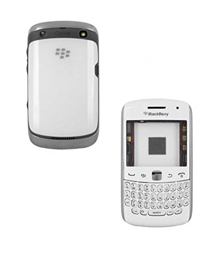 YGS High Quality Full Body Housing Panel Faceplate For Blackberry Curve 3G 9360-White  available at amazon for Rs.699