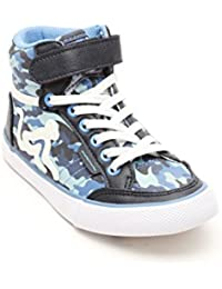 BOY GIRL & BOSTON CAMO-206-BLUE CAMO