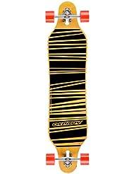 Osprey Longboard Line - Skateboard ( tablas ), color marrón, talla 40 Inch