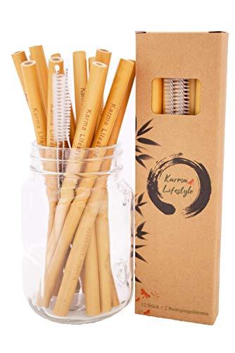 Bambus Strohhalm von Karma Lifestyle