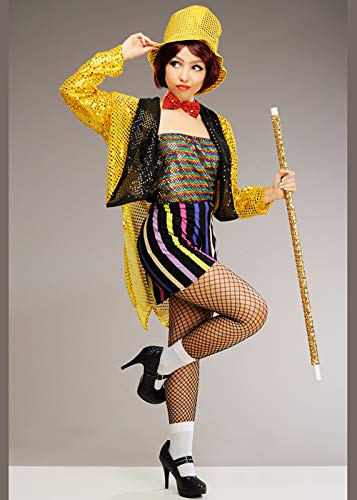 Dress Columbia Kostüm Horror Fancy Rocky - Magic Box Int. Rocky Horror Picture Show Columbia Kostüm für Damen