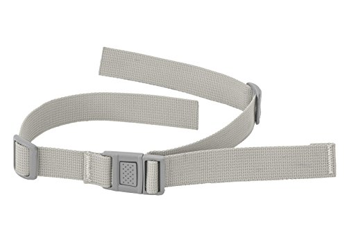 Vaude Chest Belt 20 mm Kids, Brustgurt Kinderrucksäcke Ersatzteil, Pebbles, one Size