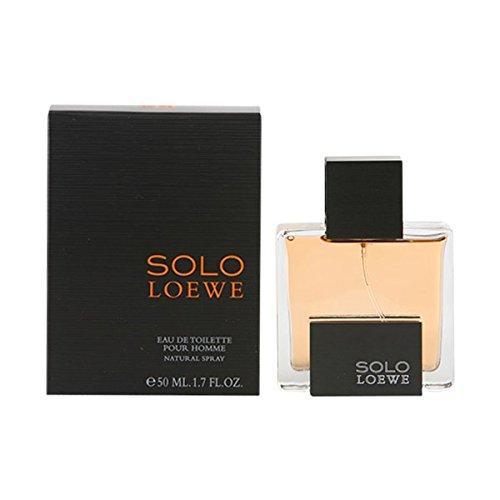 Solo Loewe Eau De Toilette Vapo 50ml