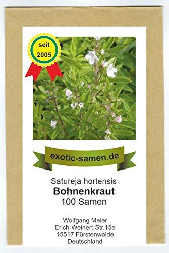 Bohnenkraut - Satureja hortensis (100 Samen)
