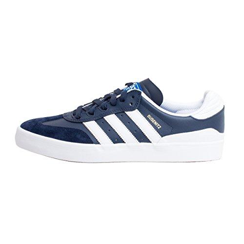 Adidas Busenitz Vulc Rx, Chaussures Skate Homme Bleu (maruni / Ftwbla / Azucie)
