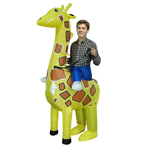 re Wrestler Kostüm Blow Up Kostüm Karneval Ganzkörper Kostüm Maskerade Party Supplies,B-150-190cm ()